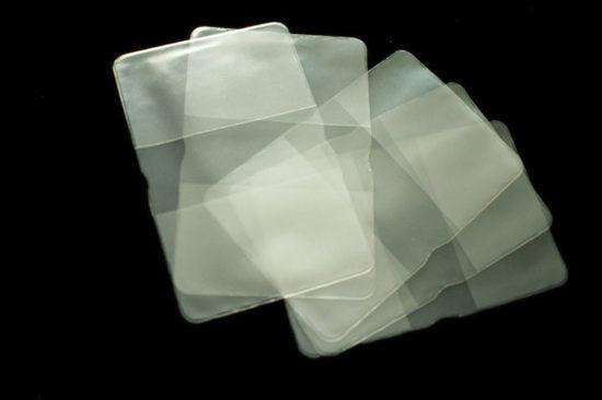 custodie plastica protettive
